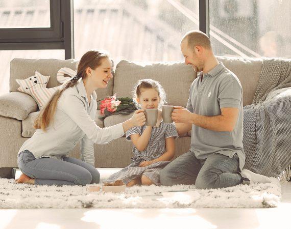 Ako vytvoriť zdravé prostredie vo Vašom novom dome?